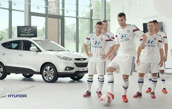 Hyundai et l'OL unis pour la bonne cause!