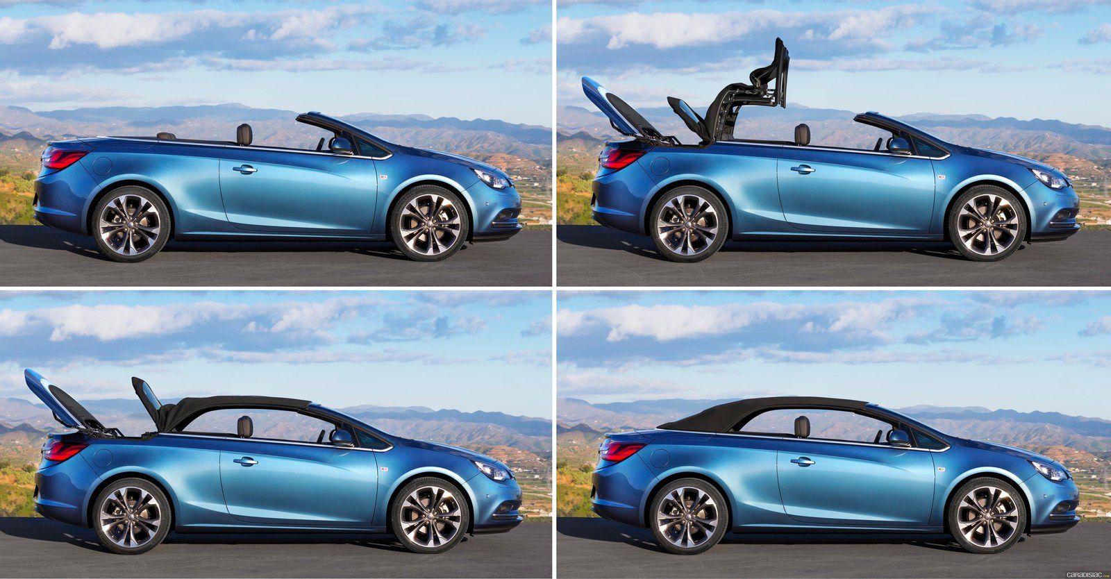 L'Opel Cascada va disparaître du catalogue!