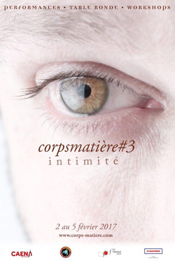 CORPS MATIÈRE #3
