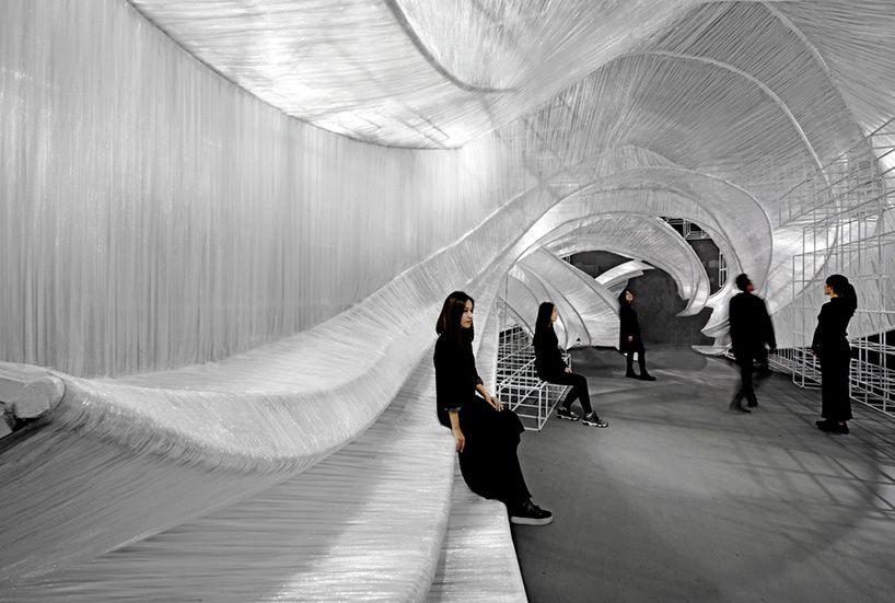 Transparent Shell, de Pone Architecture
