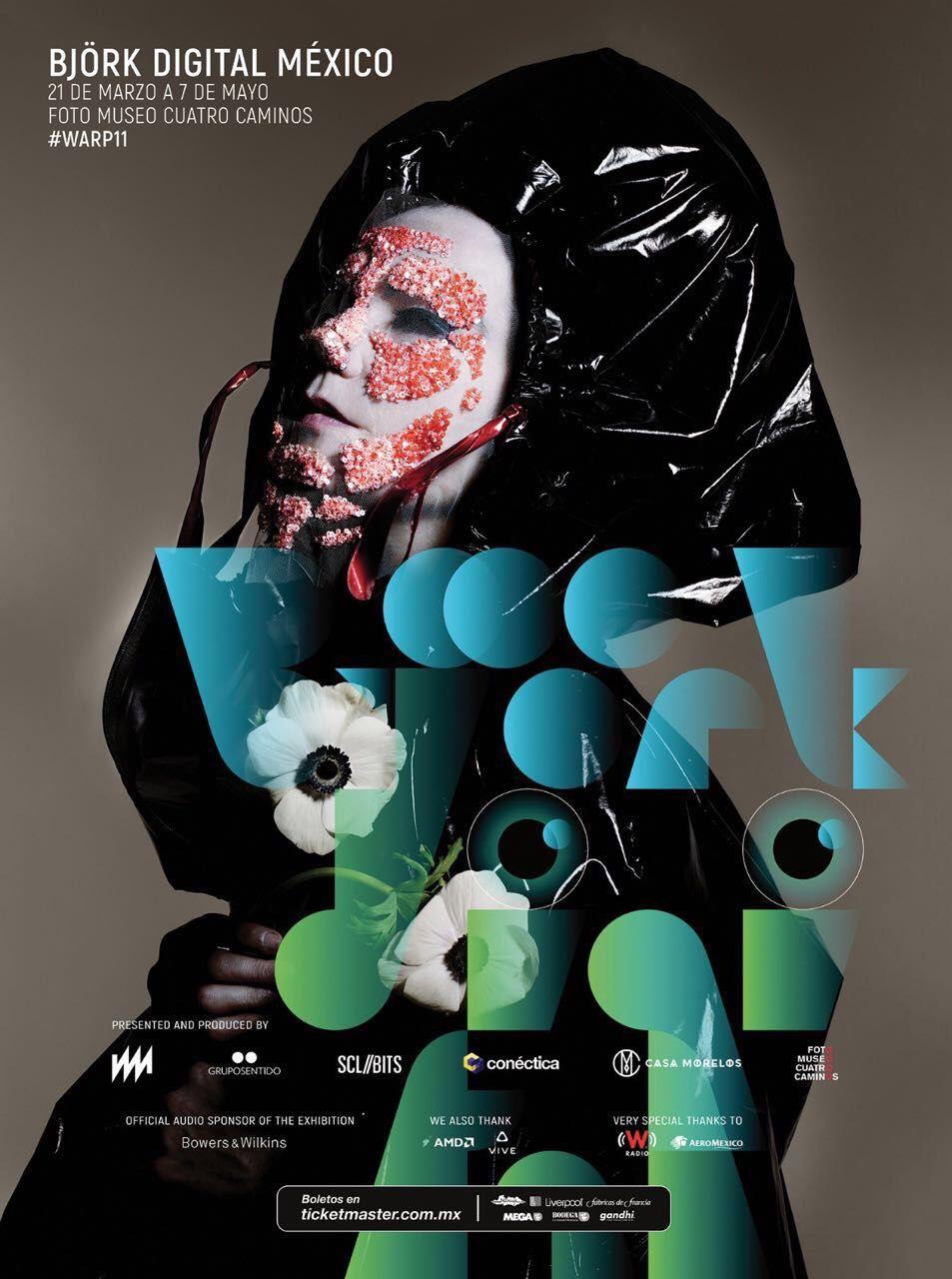 Björk  Digital Mexico