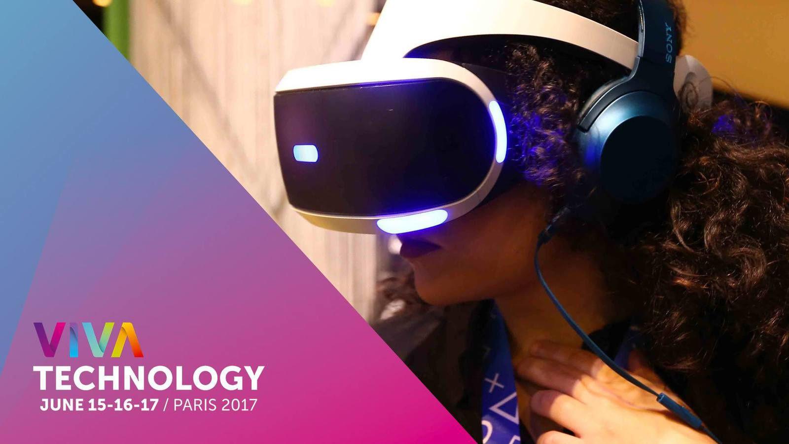 Viva Technology 2017