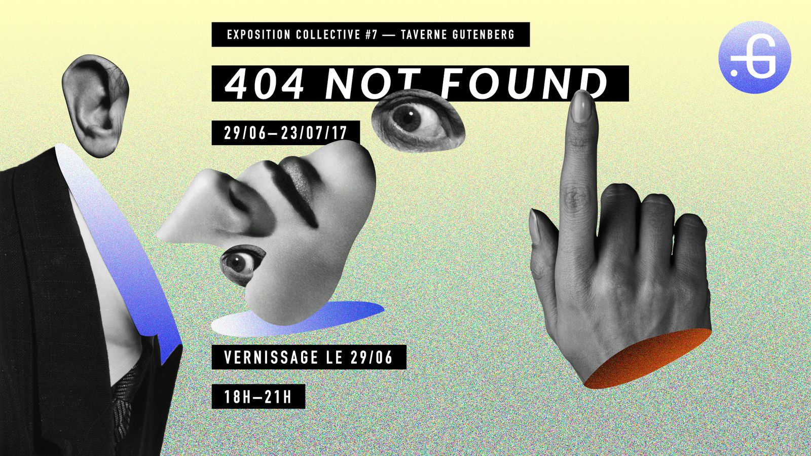 Expo collective #7 404 Not Found