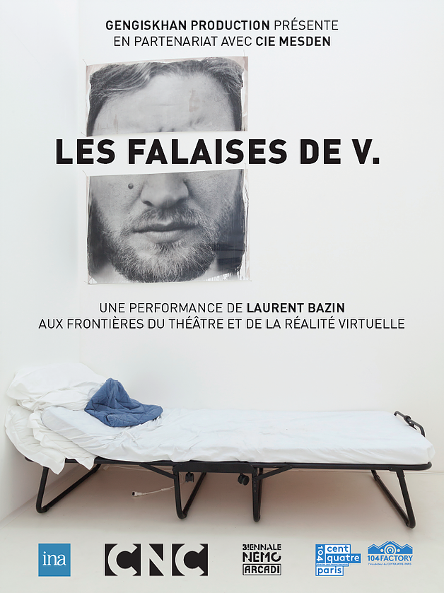 LES FALAISES DE V., de Laurent Bazin, Gengiskhan Production