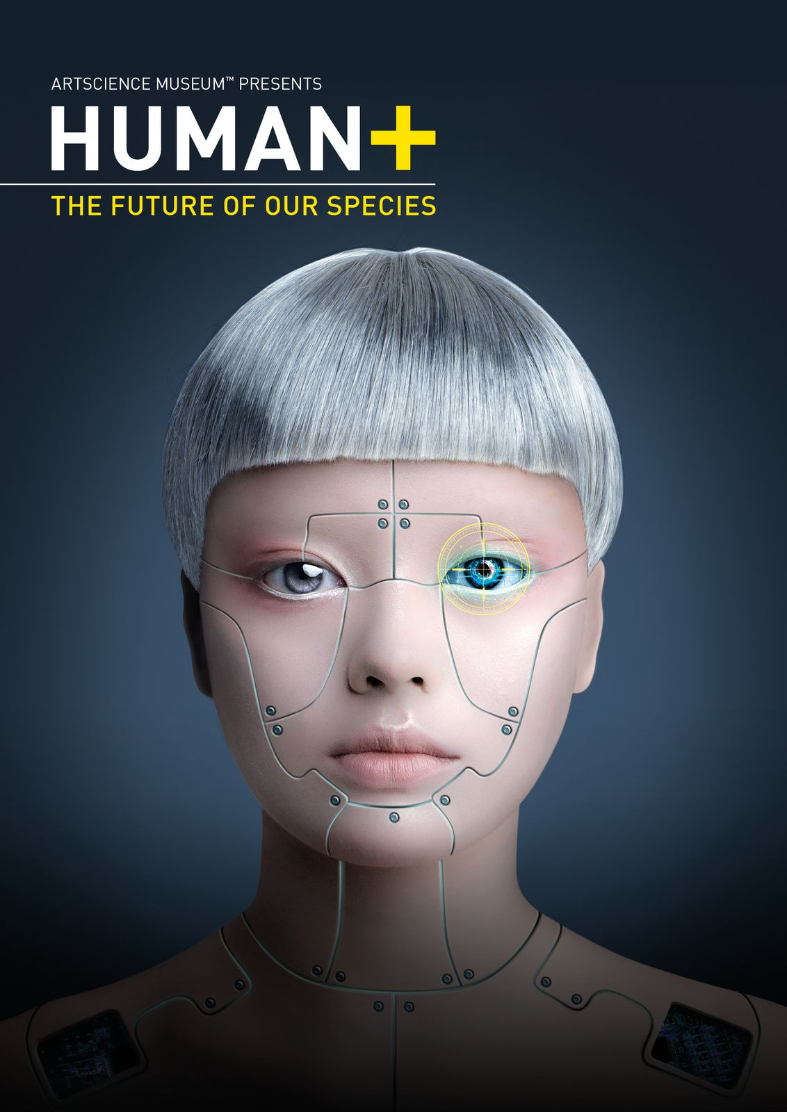 human+. the future of our species
