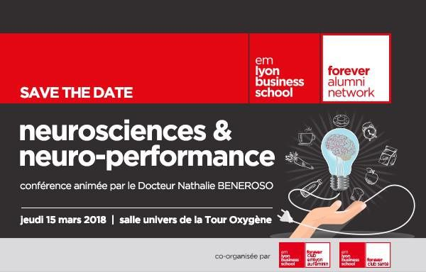 Conférence neurosciences & neuro-performance