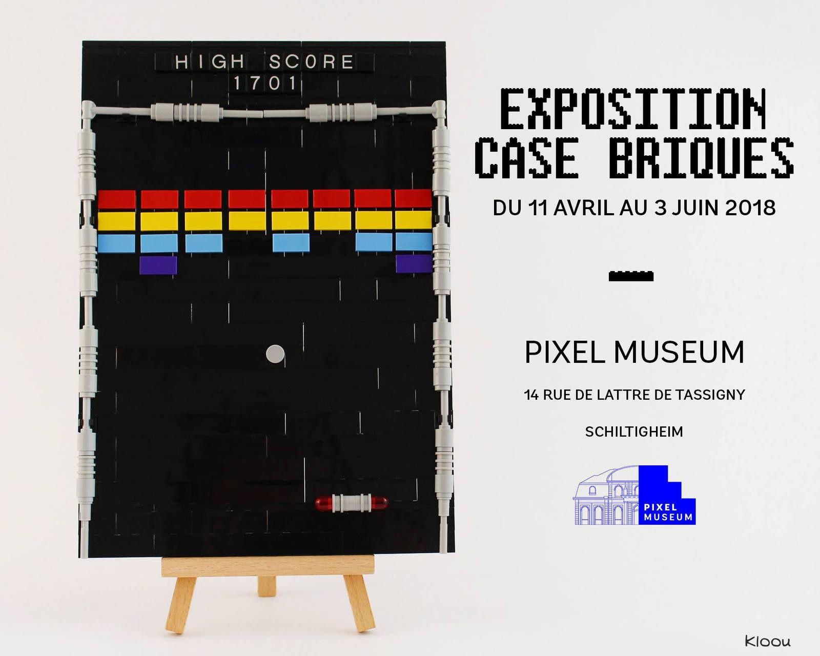 Exposition Case Briques
