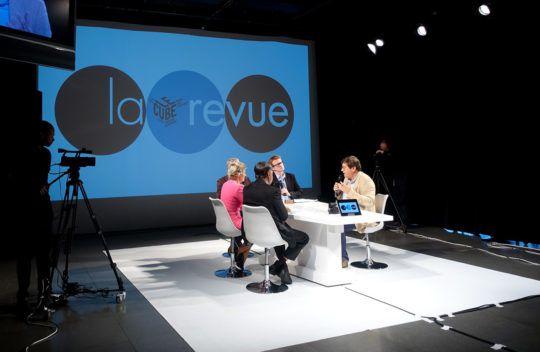 Récit(s) - Lancement de La Revue du Cube N°14
