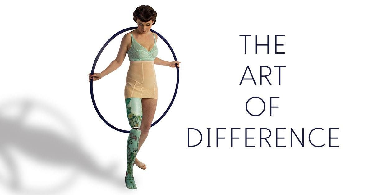 THE ART OF DIFFERENCE