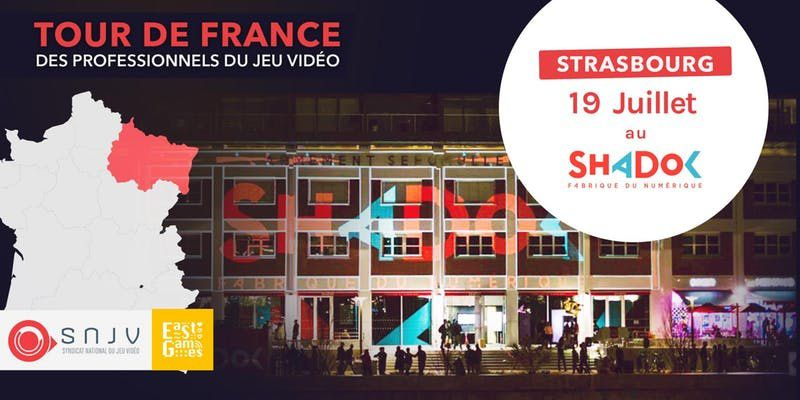 Networking Jeux Vidéo   SNJV Tour Strasbourg