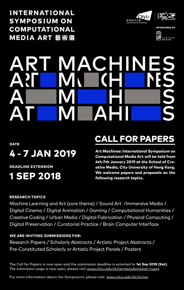 Art Machines 2019