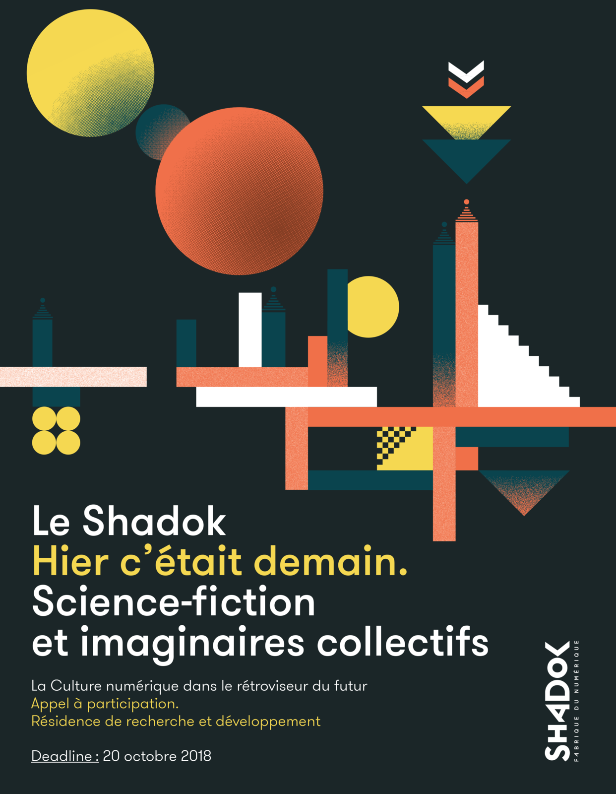 Appel à participations – Science-fiction et imaginaires collectifs au Shadok