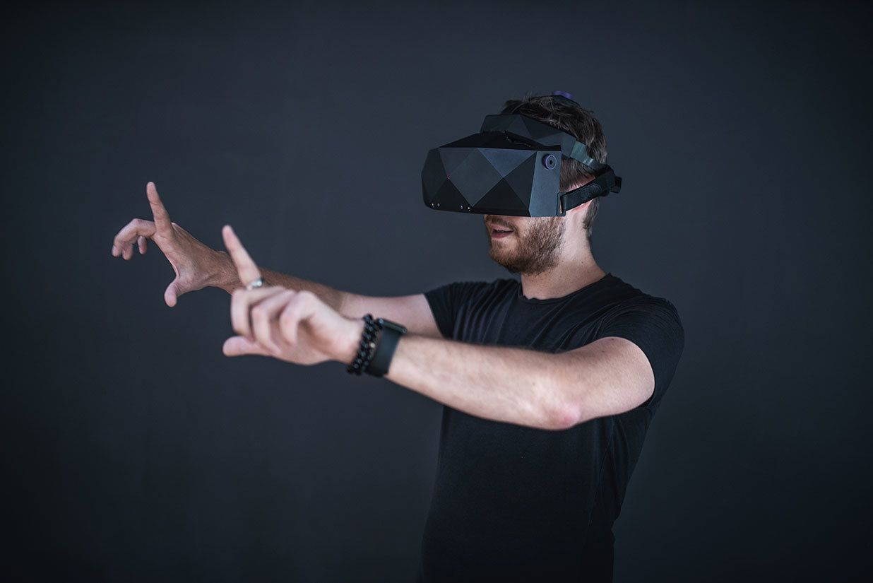 VRgineers XTAL, combiner VR et émotions