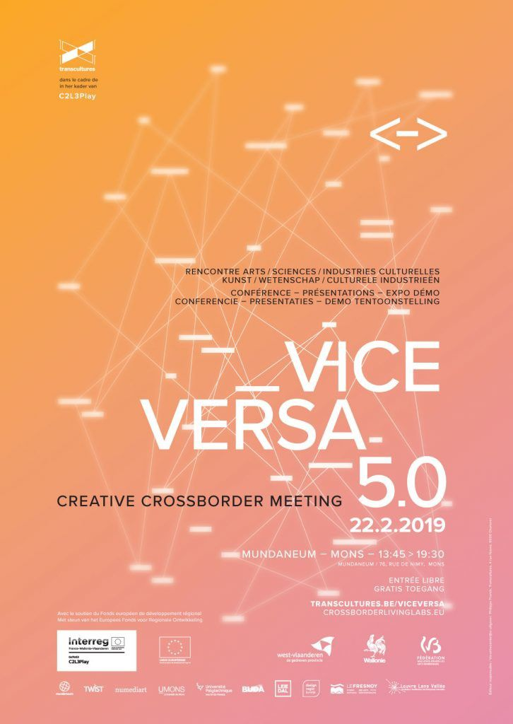 Vice Versa 5.0 | Creatvie Crossborder Meeting