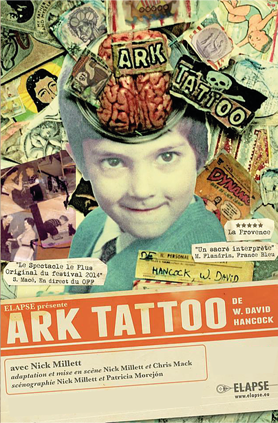 ARK TATTOO, de W. David Hancock