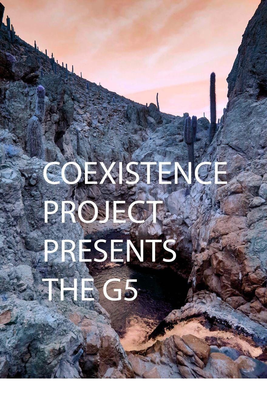 COEXISTENCES // G5