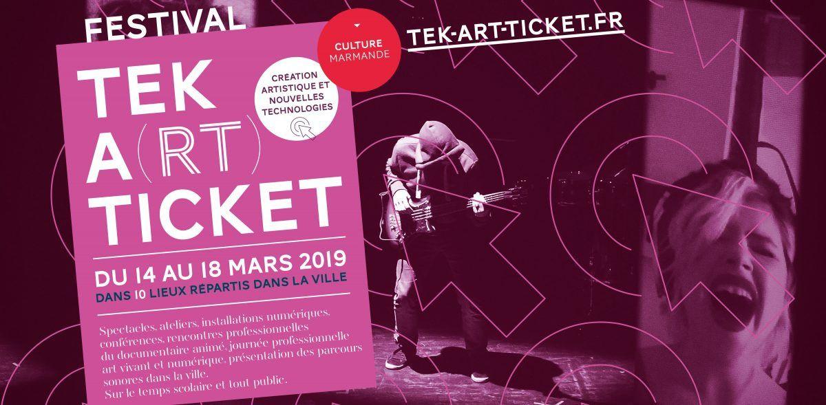 Tek A(rt) Ticket 2019