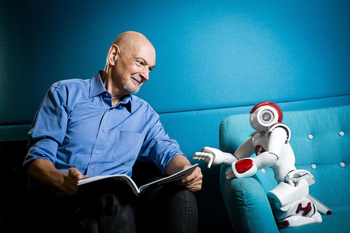 Regards sur Serge Tisseron. De la tintinologie à la robotique.