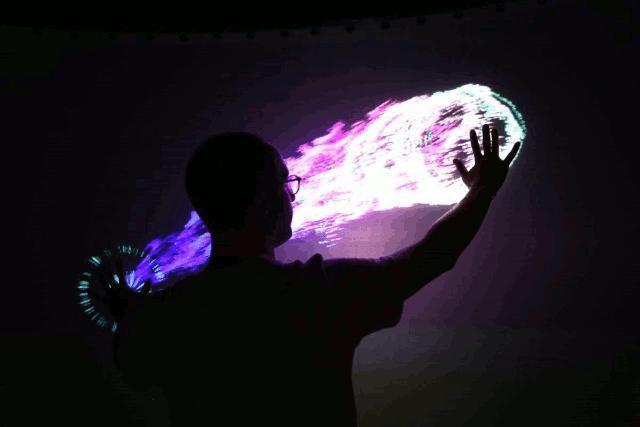 Immersive Lab: Une expérience immersive interactive à ArtLab