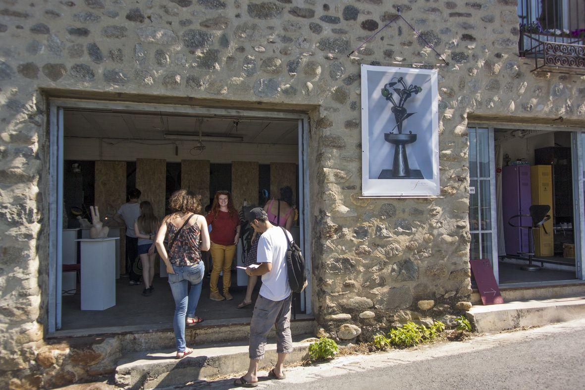 Atelier de Thierry Séroux (artisan à Eus)