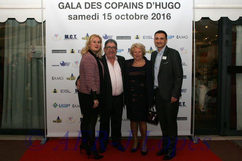 """SOIRÉE GALA """"LES COPAINS D'HUGO"""""""