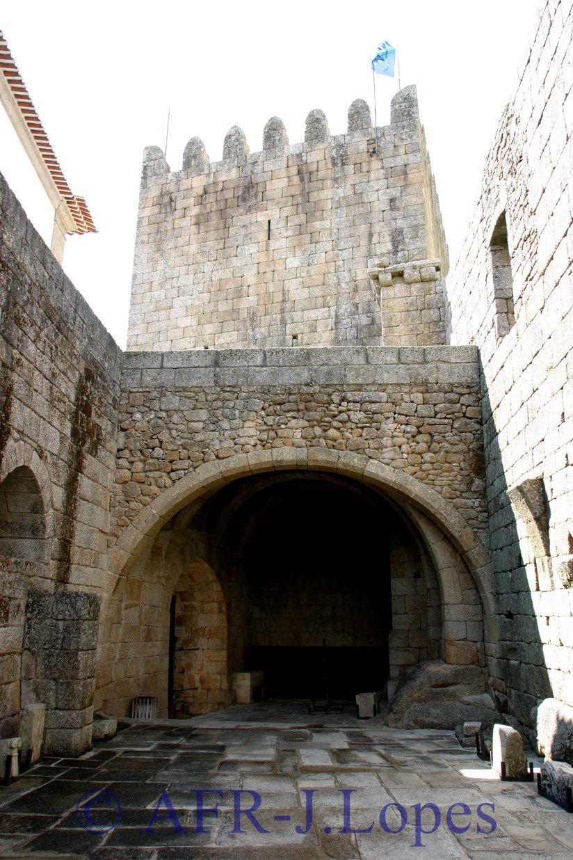 BELMONTE - Locais historicos da Beira Alta