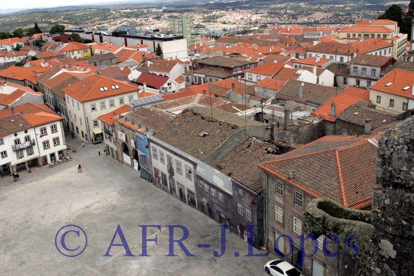 SÉ DA GUARDA BEIRA ALTA (PORTUGAL).