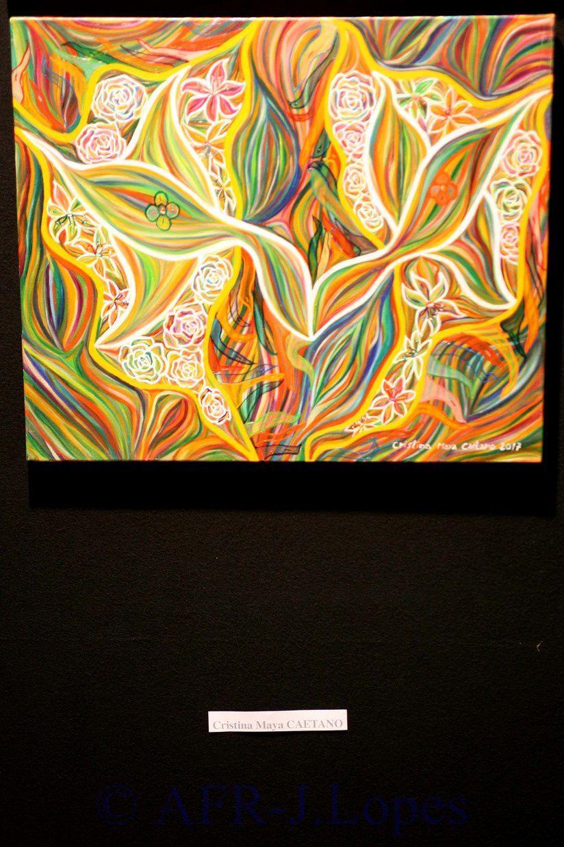 """Salon International d'Art Contemporain  4 eme édition """"art3f Paris"""""""