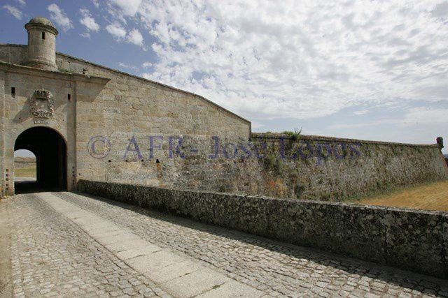 Locais historicos da Beira Alta - Almeida