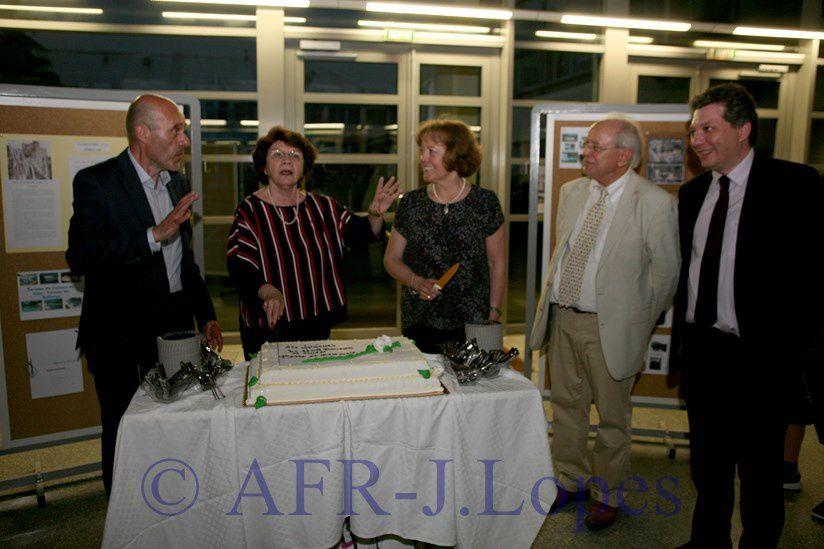 20° Aniversario da Secção Portuguesa do Colégio Pierre e Marie Curie