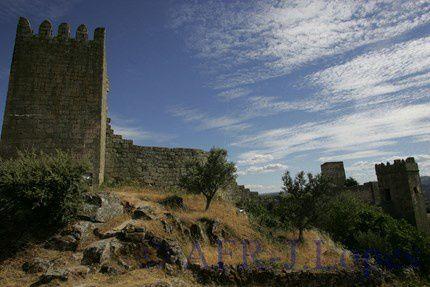 Locais historicos da Beira Alta - Marialva