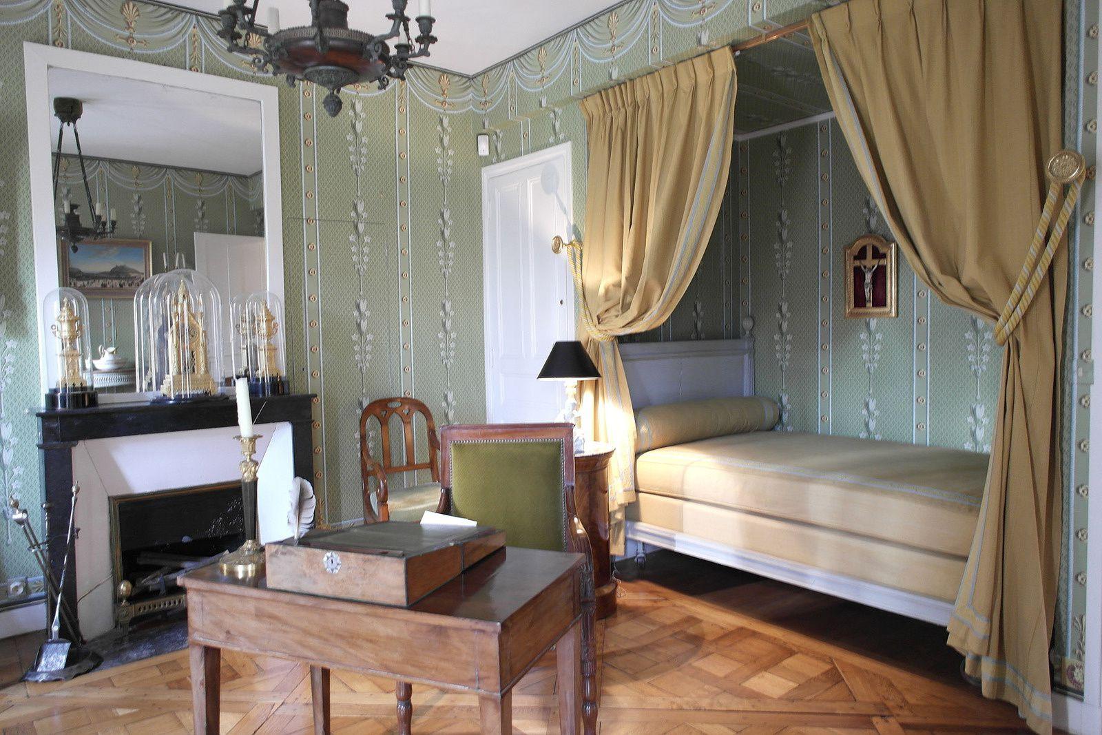 La chambre de Chateaubrriand