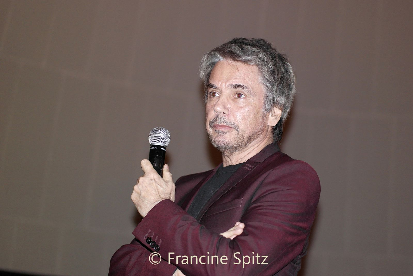 JEAN-MICHEL JARRE, discussion au Planétarium du Palais de la Découverte (23/11/2016)