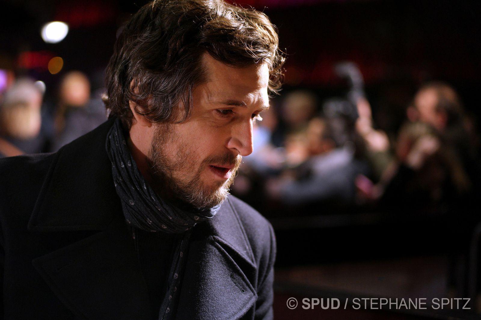 GUILLAUME CANET et MARION COTILLARD, AP du film ROCK'N ROLL au Pathé Beaugrenelle (13/02/2017)