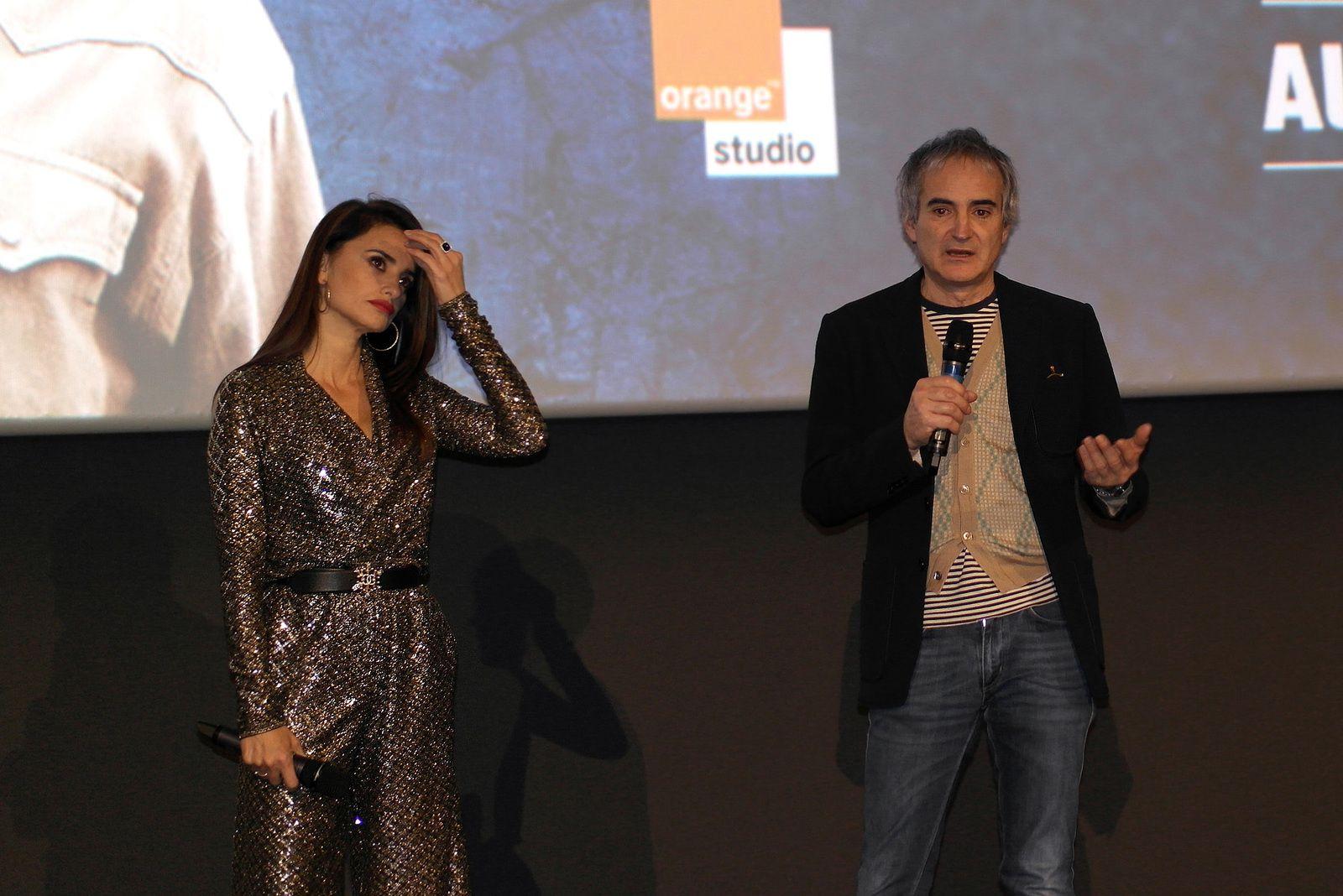 PENELOPE CRUZ présente CUBAN NETWORK en AP au Pathé Beaugrenelle (22/01/2020)