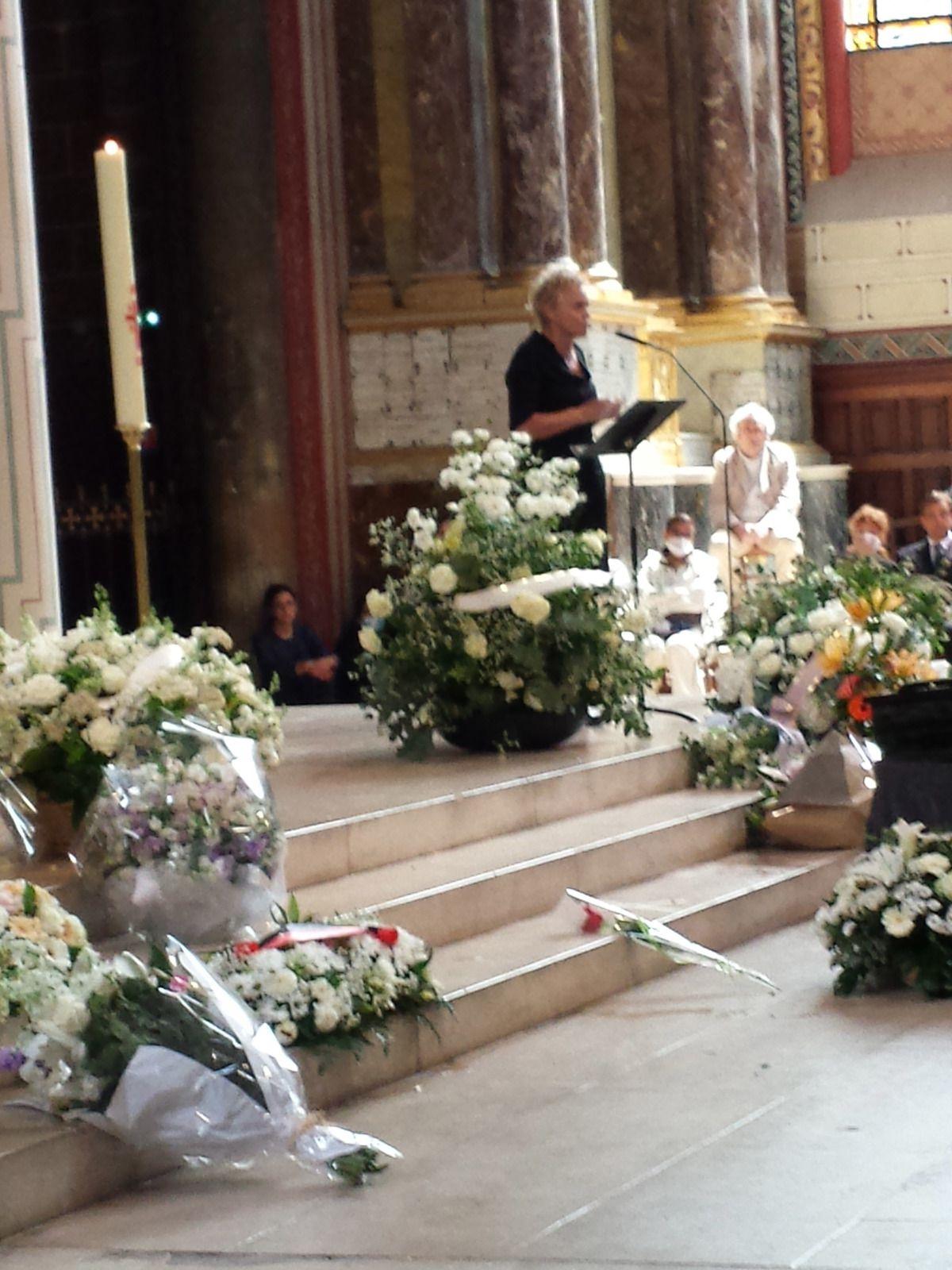 GUY BEDOS HOMMAGES à l'église SAINT-GERMAIN-DES-PRES à PARIS (04/06/2020)