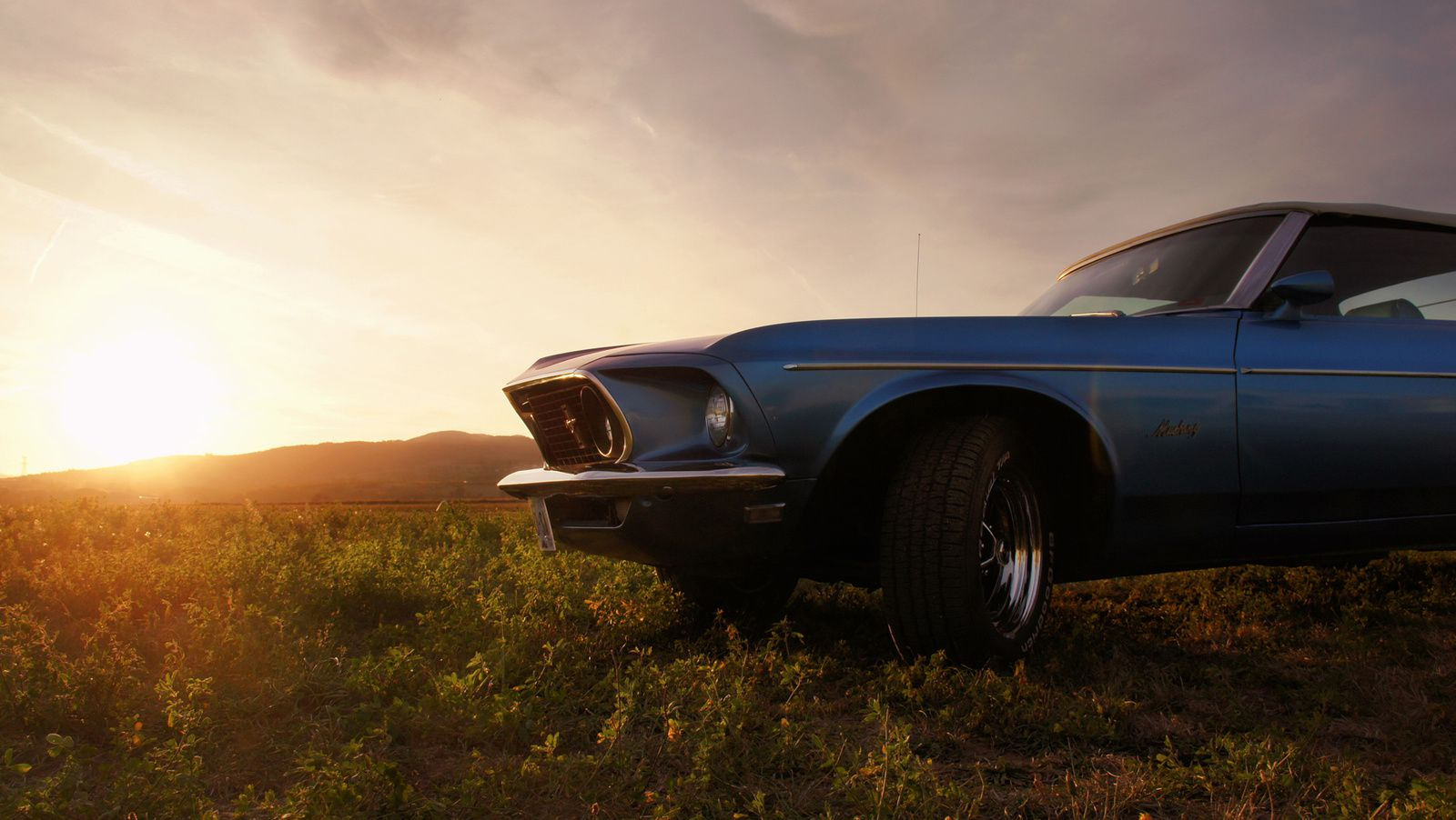 Ford Mustang; Thelma et Lousie; Roadtrip; shooting; Muscle Car; Duo