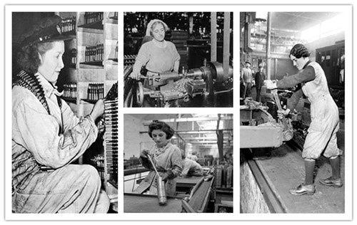CENTENAIRE DE LA 1ÈRE GUERRE MONDIALE : LES FEMMES DANS LA GUERRE, L'A.M.N.D.V.D.E.N S'INCLINE DEVANT LEUR COURAGE ET SOUFFRANCE