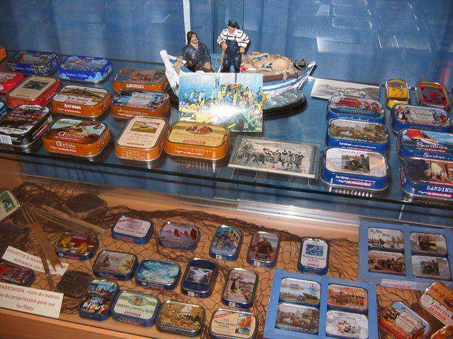 collection:Boites de sardines