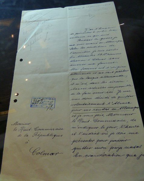 documents, textes, photos, de cette très riche exposition