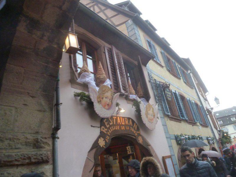 Tourisme : Marché de Noël à Ribeauvillé 2018