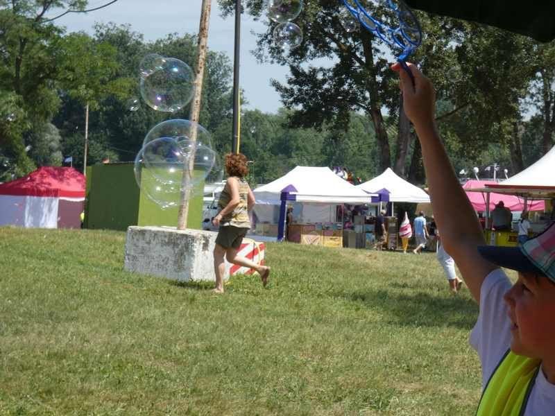 Nos bulles de savon