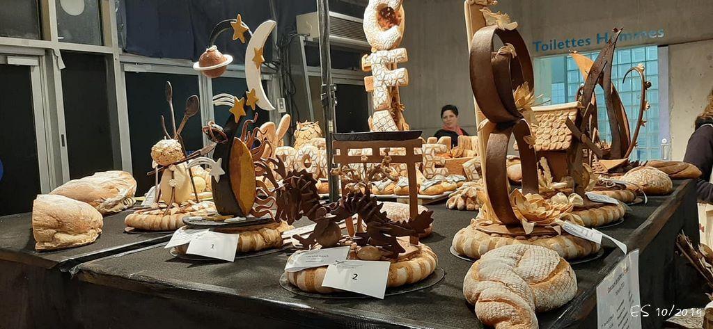 création autour du pain