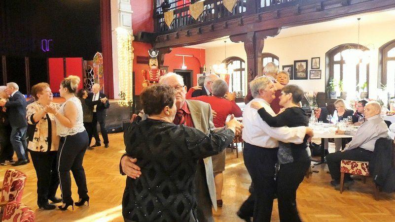 Sainte Barbe 2019 avec les Anciens du Génie du Haut-Rhin