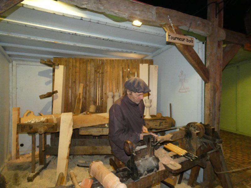 Le Marché 1700 et ses artisans
