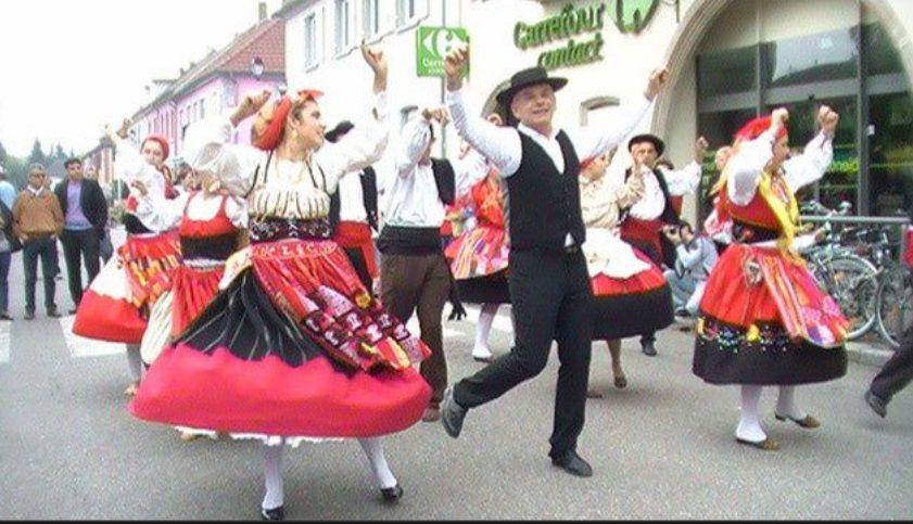 1er Mai Fête du Muguet à Neuf-Brisach 2020