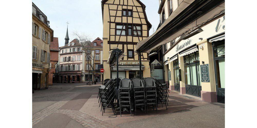 Tourisme : Colmar ville fantôme