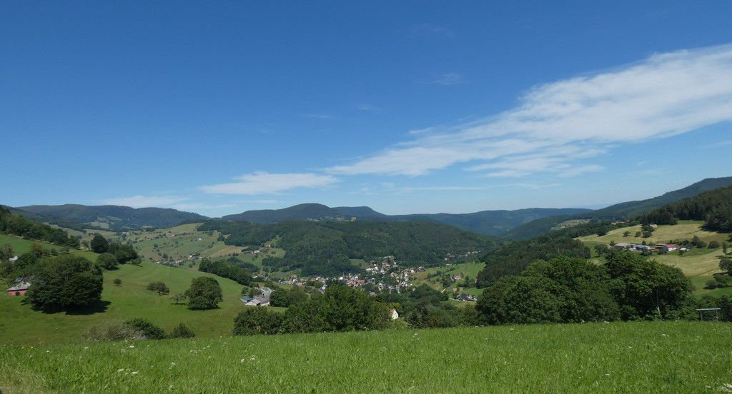 Tourisme : Vosges alsaciennes