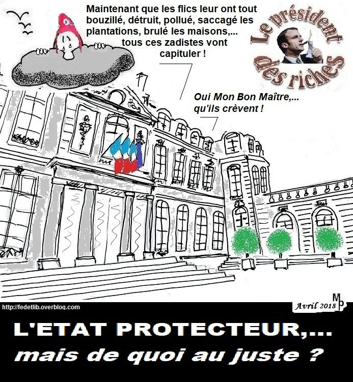ETAT PROTECTEUR ?