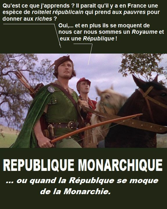 REPUBLIQUE MONARCHIQUE